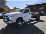 2017 Ram 3500 Regular Cab DRW 4x4, Cab Chassis #HG515177 - photo 1