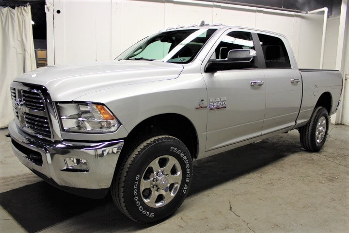 2018 Ram 2500 Crew Cab 4x4,  Pickup #JG117172 - photo 1