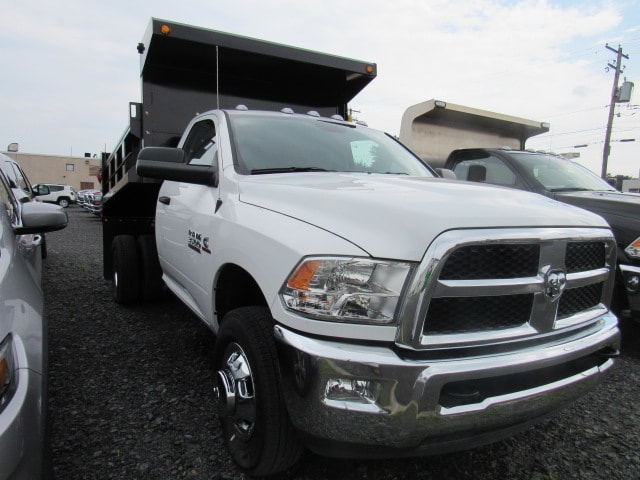 2018 Ram 3500 Regular Cab DRW 4x4,  Godwin Manufacturing Co. Dump Body #JG120632 - photo 3