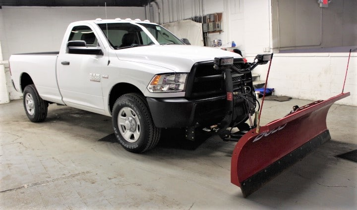 2018 Ram 2500 Regular Cab 4x4,  Pickup #JG128222 - photo 3