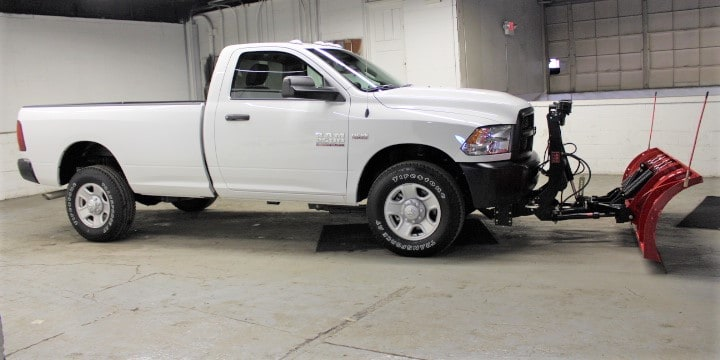 2018 Ram 2500 Regular Cab 4x4,  Pickup #JG128222 - photo 4