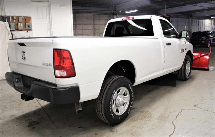 2018 Ram 2500 Regular Cab 4x4,  Pickup #JG128222 - photo 5