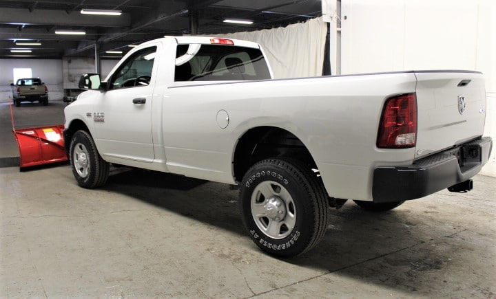 2018 Ram 2500 Regular Cab 4x4,  Pickup #JG128222 - photo 2