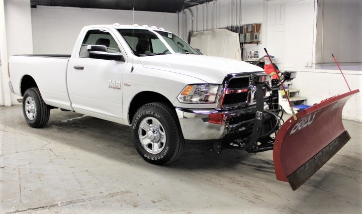 2018 Ram 2500 Regular Cab 4x4,  Pickup #JG128235 - photo 3