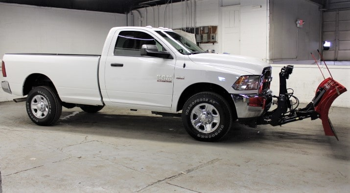 2018 Ram 2500 Regular Cab 4x4,  Pickup #JG128235 - photo 4
