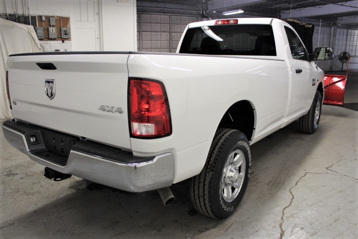 2018 Ram 2500 Regular Cab 4x4,  Pickup #JG128235 - photo 5