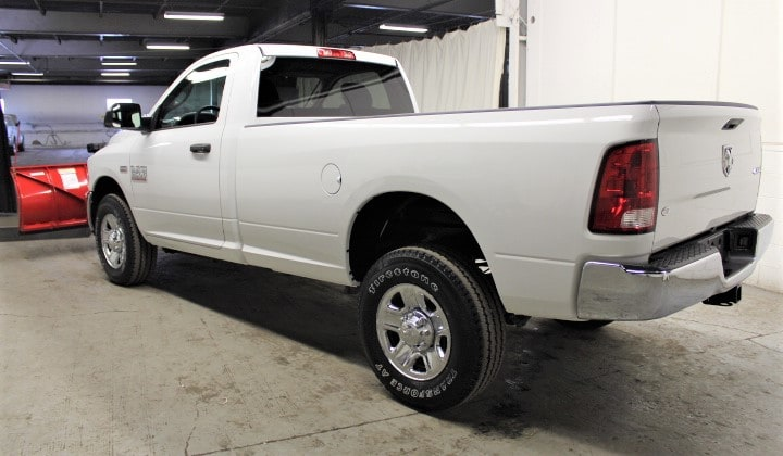 2018 Ram 2500 Regular Cab 4x4,  Pickup #JG128235 - photo 2