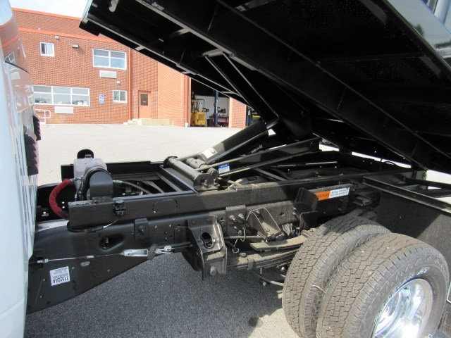 2018 Ram 3500 Regular Cab DRW 4x4,  Reading Dump Body #JG259368 - photo 26