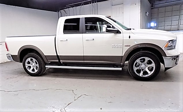 2018 Ram 1500 Quad Cab 4x4, Pickup #JS102042 - photo 5