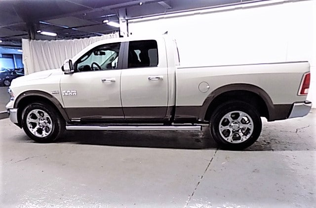 2018 Ram 1500 Quad Cab 4x4, Pickup #JS102042 - photo 7