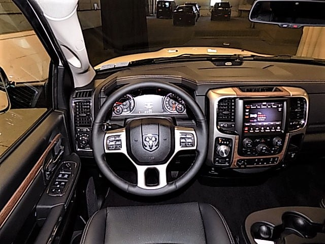 2018 Ram 1500 Quad Cab 4x4, Pickup #JS102042 - photo 9