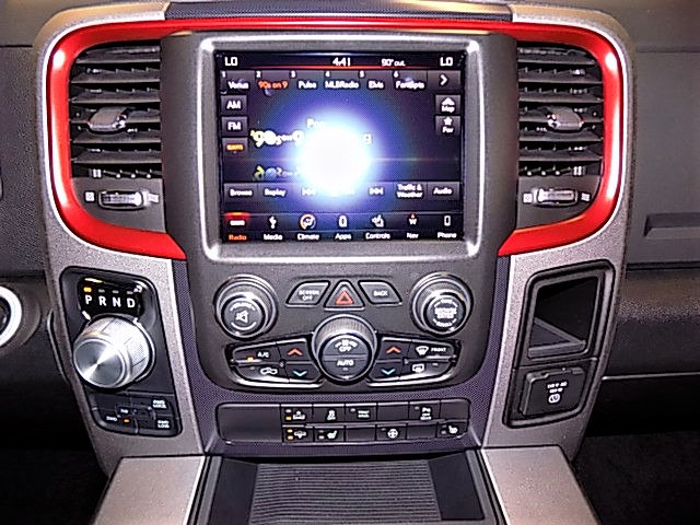 2018 Ram 1500 Crew Cab 4x4, Pickup #JS113194 - photo 17