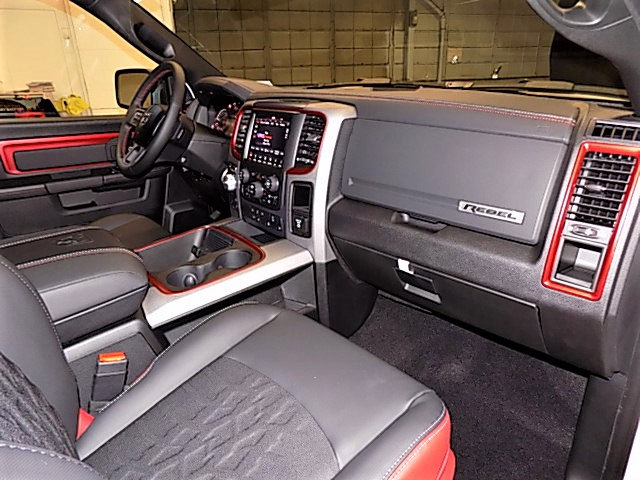 2018 Ram 1500 Crew Cab 4x4, Pickup #JS113194 - photo 42