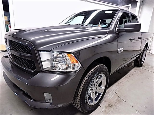 2018 Ram 1500 Quad Cab 4x4 Pickup #JS129067 - photo 1