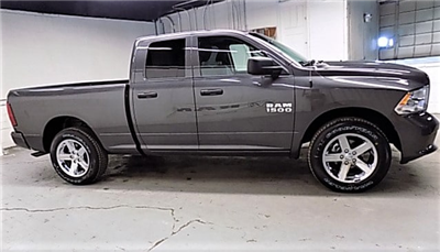 2018 Ram 1500 Quad Cab 4x4 Pickup #JS129067 - photo 4