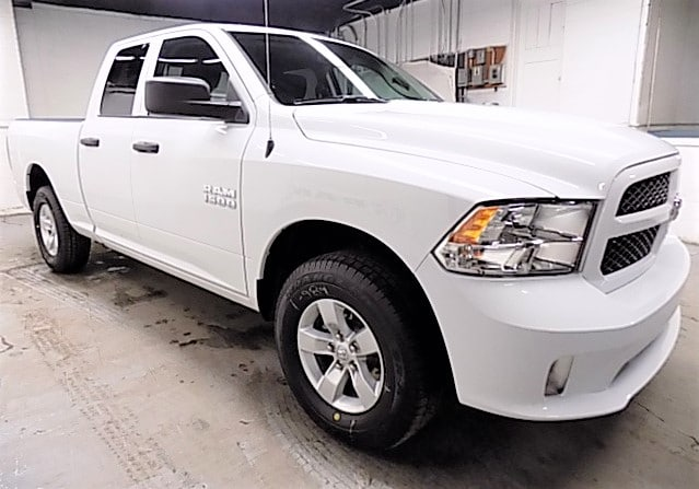 2018 Ram 1500 Quad Cab 4x4, Pickup #JS215855 - photo 3