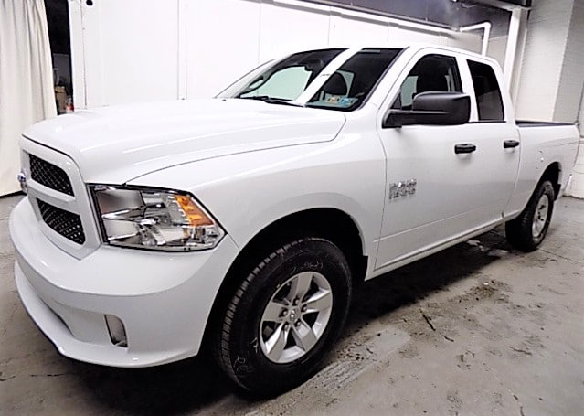 2018 Ram 1500 Quad Cab 4x4, Pickup #JS215855 - photo 1