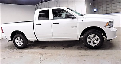 2018 Ram 1500 Quad Cab 4x4, Pickup #JS215855 - photo 4