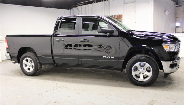 2019 Ram 1500 Quad Cab 4x4, Pickup #KN532647 - photo 4