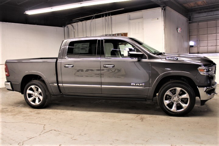 2019 Ram 1500 Crew Cab 4x4,  Pickup #KN545293 - photo 4