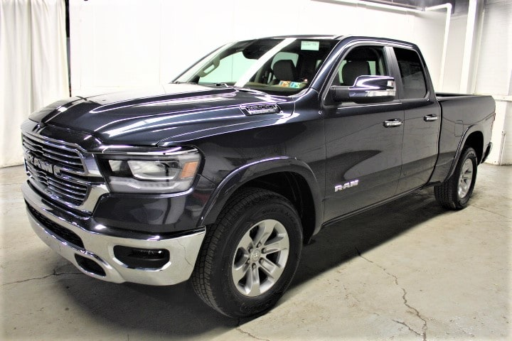 2019 Ram 1500 Quad Cab 4x4,  Pickup #KN574650 - photo 1