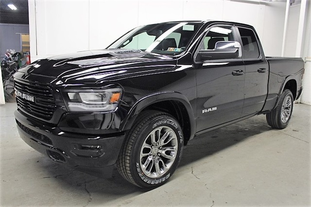 2019 Ram 1500 Quad Cab 4x4,  Pickup #KN620343 - photo 1