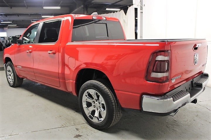 2019 Ram 1500 Crew Cab 4x4,  Pickup #KN646023 - photo 2