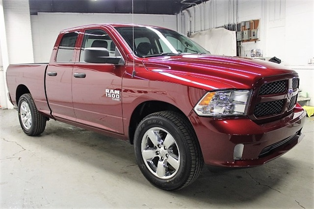 2019 Ram 1500 Quad Cab 4x4,  Pickup #KS519688 - photo 3