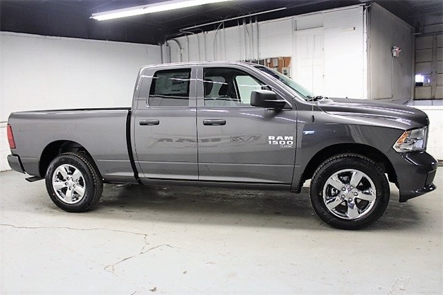 2019 Ram 1500 Quad Cab 4x4,  Pickup #KS519689 - photo 4