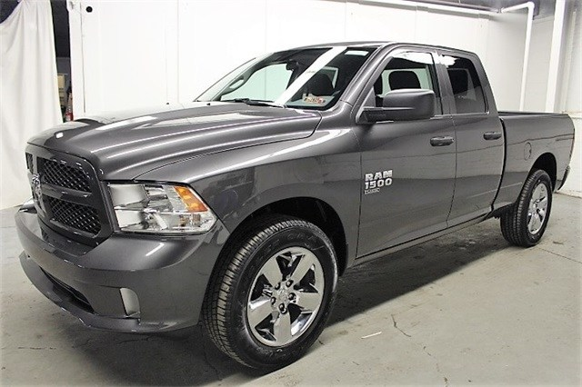2019 Ram 1500 Quad Cab 4x4,  Pickup #KS519689 - photo 1