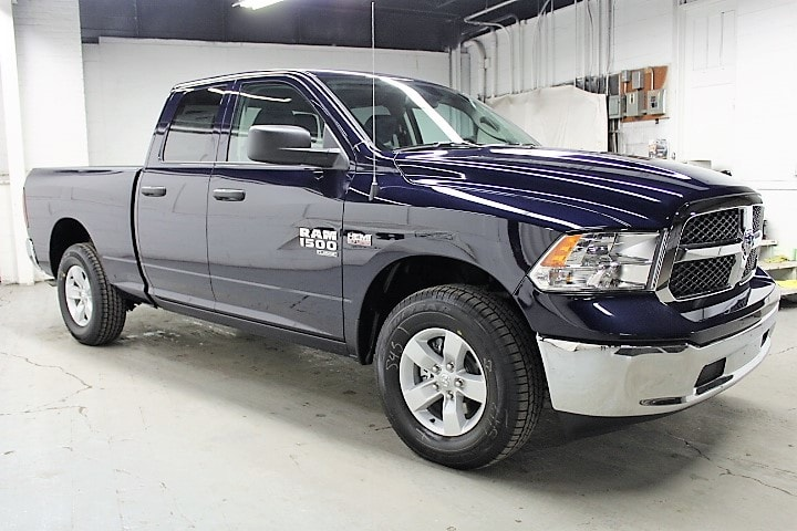 2019 Ram 1500 Quad Cab 4x4,  Pickup #KS533484 - photo 3
