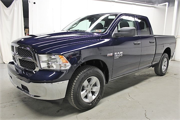 2019 Ram 1500 Quad Cab 4x4,  Pickup #KS533484 - photo 1