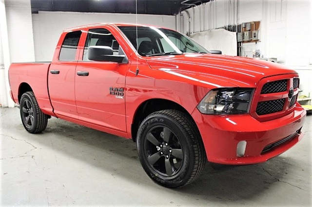 2019 Ram 1500 Quad Cab 4x4,  Pickup #KS541958 - photo 3