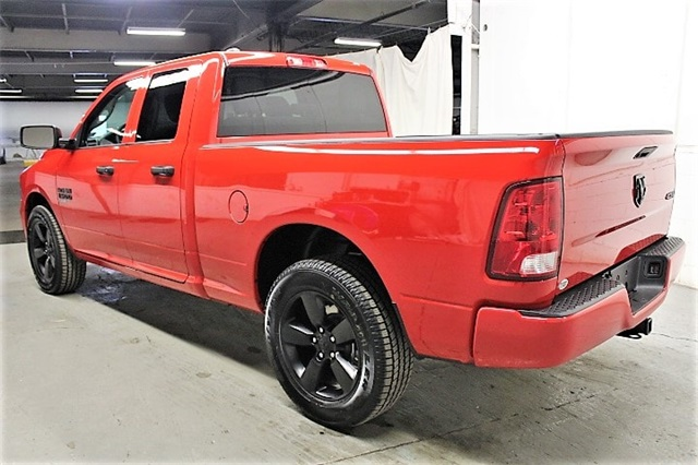 2019 Ram 1500 Quad Cab 4x4,  Pickup #KS541958 - photo 2