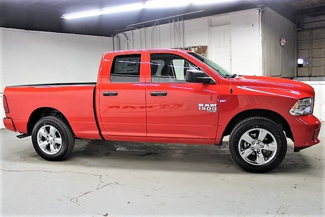 2019 Ram 1500 Crew Cab 4x4,  Pickup #KS579316 - photo 4