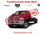 2018 Ram 5500 Regular Cab DRW 4x4,  Cab Chassis #259046 - photo 1