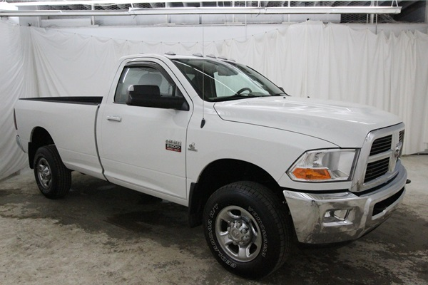 2012 Ram 2500 Regular Cab 4x4, Pickup #CG160657 - photo 3