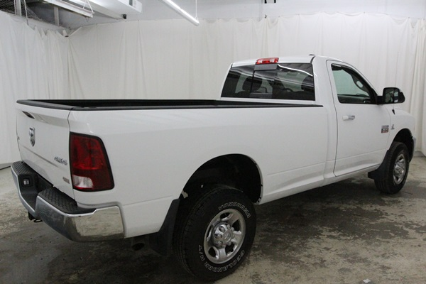 2012 Ram 2500 Regular Cab 4x4, Pickup #CG160657 - photo 2
