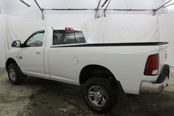 2012 Ram 2500 Regular Cab 4x4, Pickup #CG160657 - photo 7