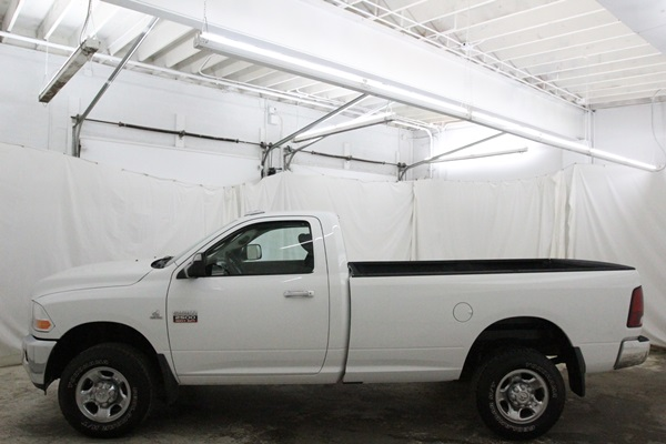 2012 Ram 2500 Regular Cab 4x4, Pickup #CG160657 - photo 8