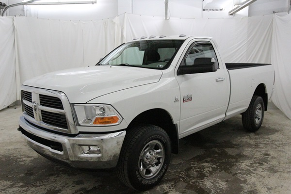 2012 Ram 2500 Regular Cab 4x4, Pickup #CG160657 - photo 9
