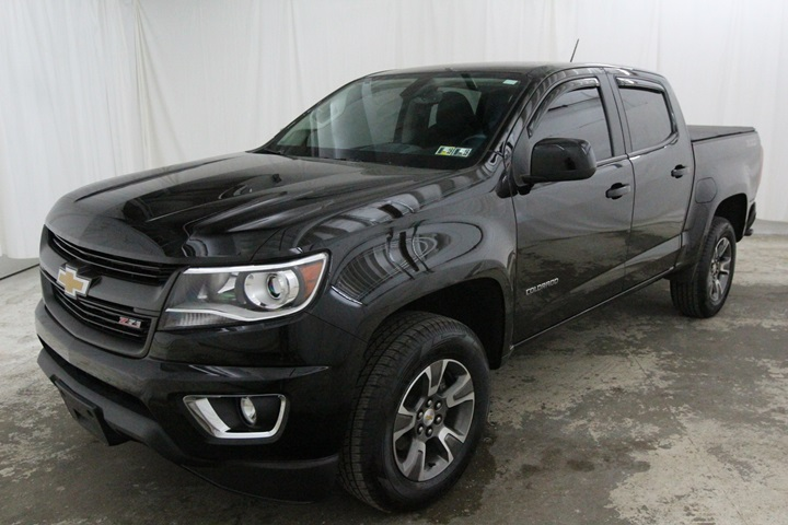 2015 Colorado Crew Cab 4x4, Pickup #F1245094 - photo 9