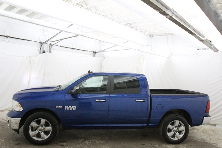 2015 Ram 1500 Crew Cab 4x4, Pickup #FG546441 - photo 8