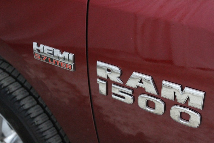 2015 Ram 1500 Crew Cab 4x4, Pickup #FG596569 - photo 17