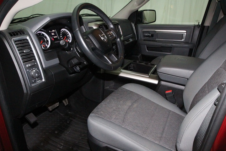 2015 Ram 1500 Crew Cab 4x4, Pickup #FG596569 - photo 22