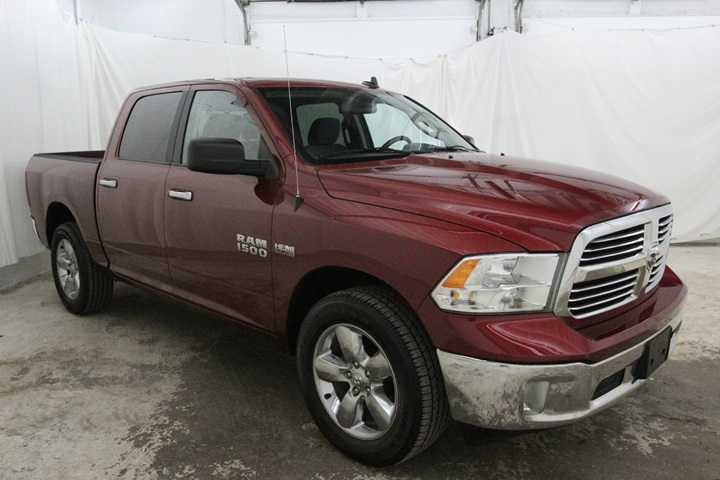 2015 Ram 1500 Crew Cab 4x4, Pickup #FG596569 - photo 3