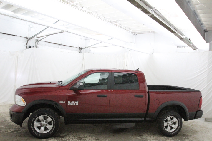 2015 Ram 1500 Crew Cab 4x4, Pickup #FS633277 - photo 7