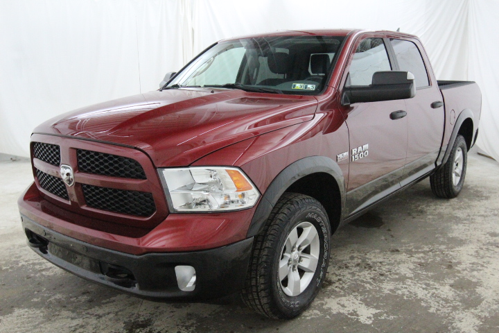 2015 Ram 1500 Crew Cab 4x4, Pickup #FS633277 - photo 8