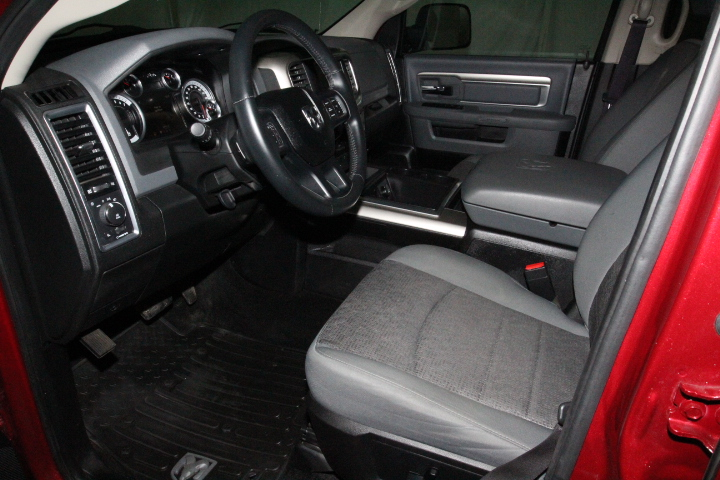 2015 Ram 1500 Crew Cab 4x4, Pickup #FS633277 - photo 23