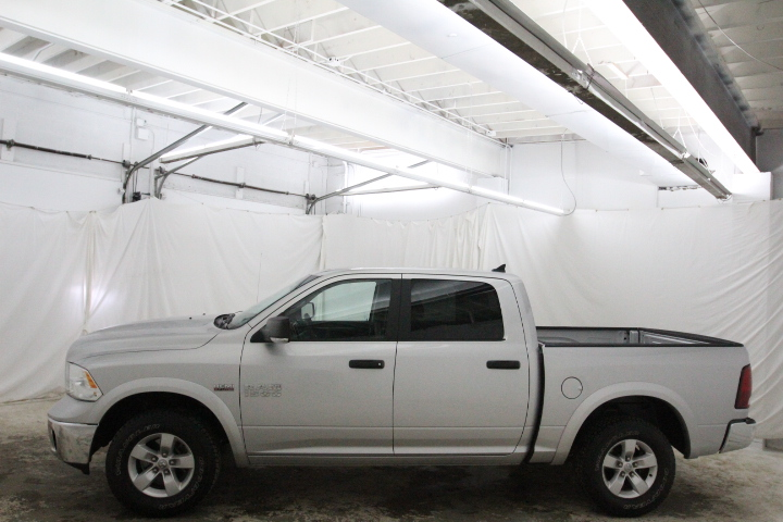 2015 Ram 1500 Crew Cab 4x4, Pickup #FS648426 - photo 8